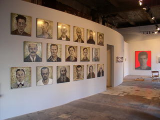 Portrait Show Installation ,