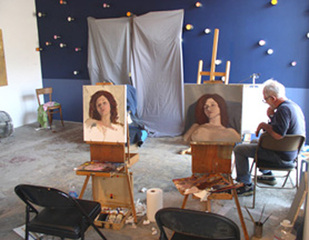 Figure Painting Workshop 2005,