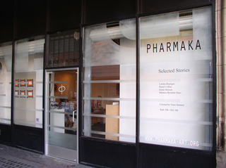 Pharmaka Storefront September 2007/ Selected Stories,
