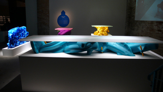 Shark Table, Greg Lynn FORM