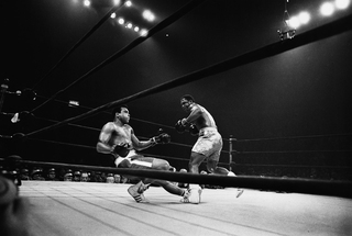 Ali-Frazier Fight, Madison Square Garden, David Hume Kennerly