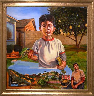 Father-son-portrait