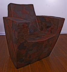 Mississippi Mud Chair, James Davis