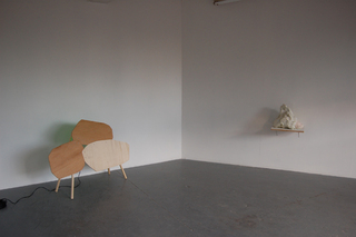 Amuse Bouche - installation shot, Jo Addison & Robert Filby