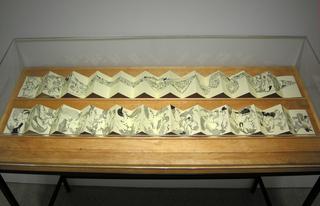 Installation view, Martin Wilner