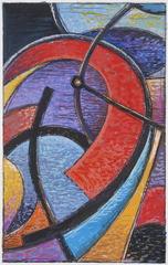 Criss-Cross 16, William Conger