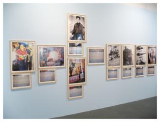 The American War (installation view), Harrell Fletcher