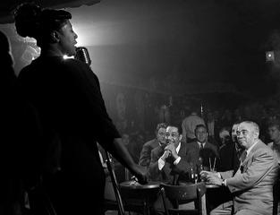 Ella Fitzgerald , Herman Leonard