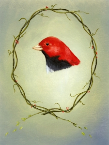 Lisa_adams_red_bird