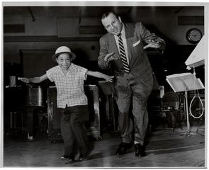 Jack Ruby Dancing at his Nightclub, Don Bronstein