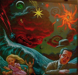 THE END OF THE WORLD, Mark Ryden