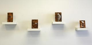 Sculpture, Steve Rieman