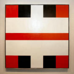To Plus Two (#3), , Frederick Hammersley