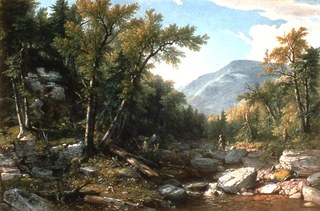 Kaaterskill Clove, Asher B. Durand