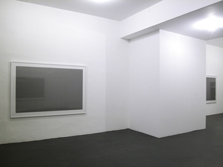 16.777.216 Farben (colors), exhibition view KLEMM\'S, Berlin 2010, Adrian Sauer