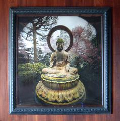 Buddha in Golden Gate Park, Bennett Hall