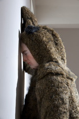 Fur Suit, littlewhitehead