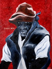 Street Wise Bear, Floyd Atkins