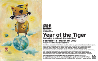 ,Year of the Tiger - Official Flyer