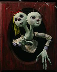 Twinners: Lulu & Louie, Zombienose & Babytoe