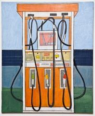 Gas Pump ,David Korty
