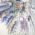 King_street_covent_garden__watercolour_on_xuan_paper__-_bill_aldridge