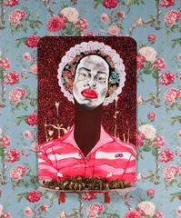 Untitled (Souljah), Ebony G. Patterson