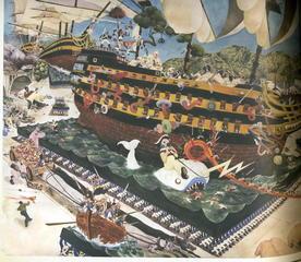 Land Admiral Levebre\'s Fleet Makes Sail, Rob Sato