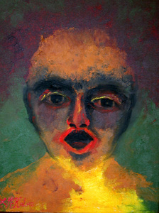 The_voice_from_within_oil_on_canvas_11in_x14in
