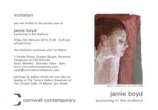 invite, Jamie Boyd