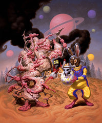 When Fairy Tales Collide, Todd Schorr
