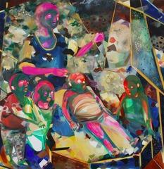 , Devin Powers, Eduardo Terranova, Laura Greengold, Jaqueline Cedar, John Monteith, So-Bin Park, Kelsey Harrington, Peggy Tan, Vicky Usle, Brian Zegeer