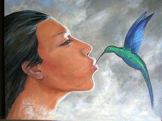 """""""Hummingbird"""", Maja"""