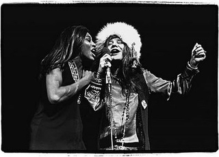 Janis and Tina, Madison Square Garden , Amalie R. Rothschild