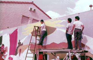 El Mundo de Barrio Sotel, JUDITHE HERNÁNDEZ