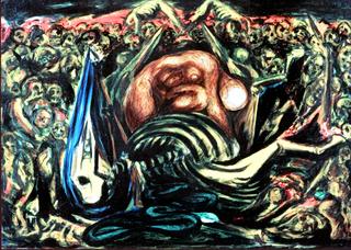 Untiled, Jackson Pollock