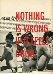 NOTHING IS WRONG IF IT FEELS GOOD,Kadar Brock, David Ostrowski, Robert Elfgen, Michail Pirgelis, Markus Karstieß, Andreas Plum, Ben Schumacher, Jan Arlt, Alexander Hassenpflug, Fabian Hartmann, Tobias Hoffknecht, Valentin Ruhry, Timothy Shearer, Alexander Wissel