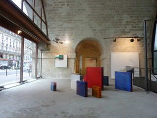 installation view, Alberto Reguera