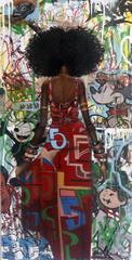 Graffiti, Frank Morrison