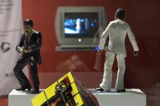 Enrique Castrejon, Mario Ybarra Jr., Saul Alvarez (installation view), Mario Ybarra Jr.