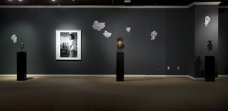 The Gray Room - installation in From My Universe Part II, Todd Gray