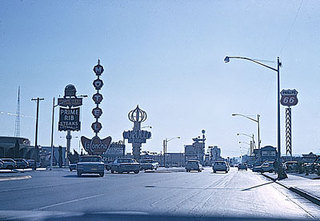 Las Vegas strip, Denise Scott Brown, Robert Venturi