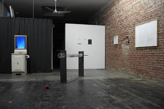 Control Room Inaugural Show, Tucker Neel, Jennifer Joseph, Andrew Cameron, William Kaminski, Adam Mason