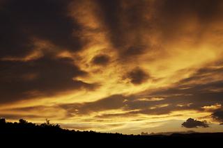 Sunset from Jasper Ranch, Walter W. Nelson
