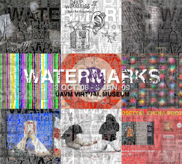 Watermarks, Henry Gwiazda, Gruppo Sinestético, Gianny Sutera, Ida Julsen, Jinson Joseph, Mike Davies, Rui Fonseca, Sarah Boothroyd, Sebastien Seifert, Sílvio Cró