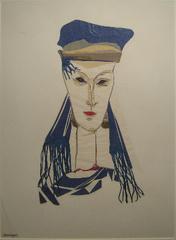 Masque (HRC046), Hilla Rebay