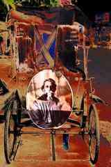 Rickshawallas Tagore, Leena Kejriwal