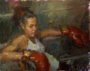 Between Bouts , Julie Snyder