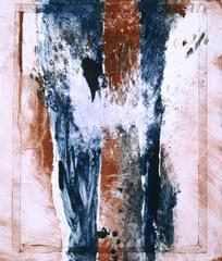 Winged Figure Column, Stephen De Staebler
