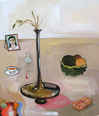 Luxury Vase,Maira Kalman